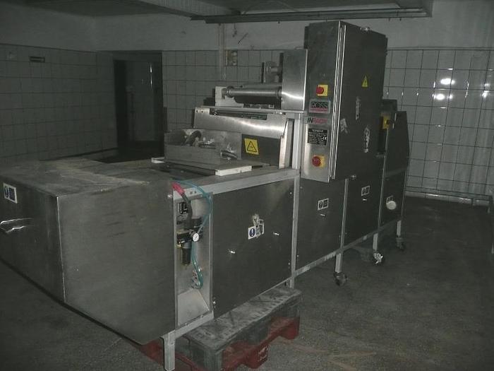 Używane Maszyna pakująca w gotowe kubeczki Ross Inpack Junior A20