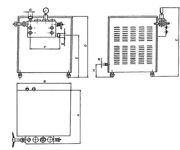 Homogenizator HM-I.5