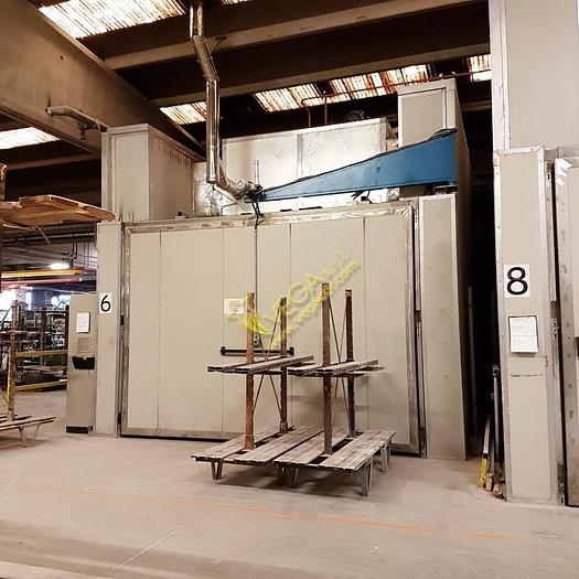 Used Static dryer Progetti