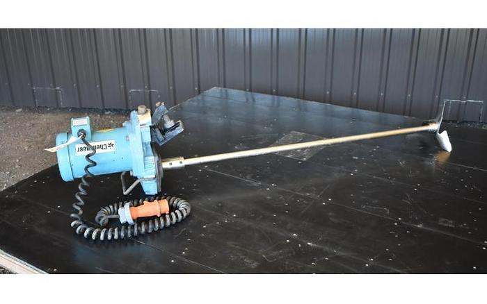 Used USED CHEMINEER, CLAMP-ON MIXER, 1 HP