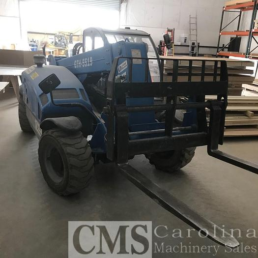 Used Genie GTH-5519 Forklift