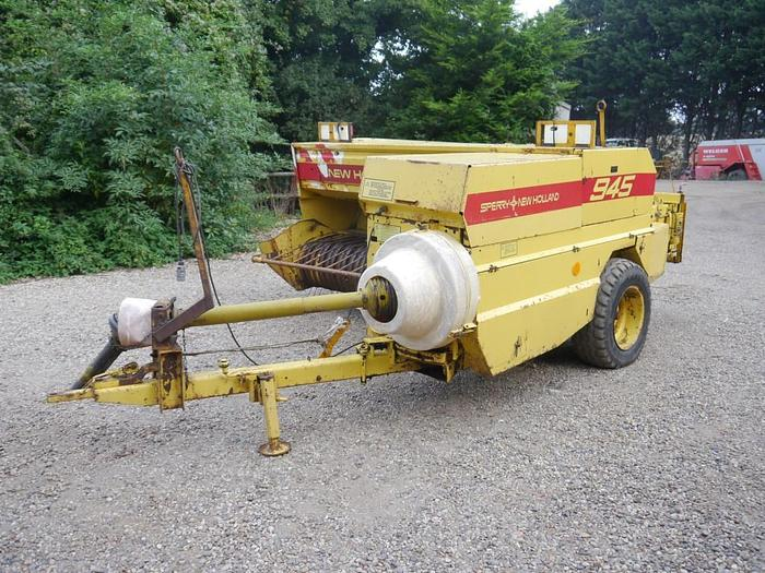 Used New Holland 945 Conventional Baler