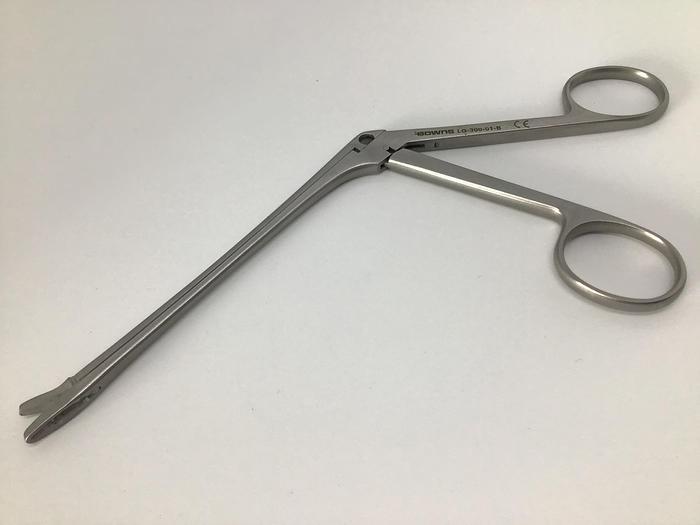 Forceps Nasal Septum Negus Stuyckens Straight 115mm to Shoulder