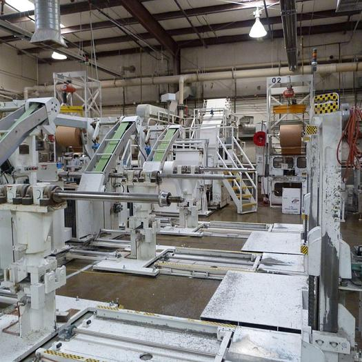 "Used BRETTING 12"" - 17"" VARI SIZE NAPKIN FOLDER / REBUILT 2013"