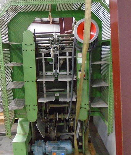 Used Kluger 340 Automatic Punching Machine