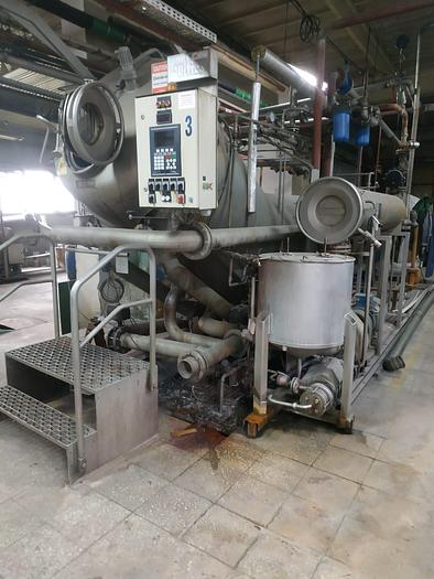 Used THIES TRD Jet Dyeing machine 2003  200 kgs