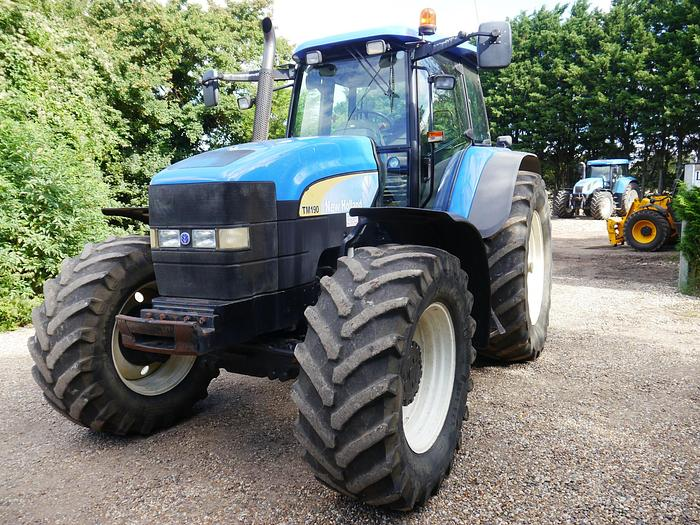 Used New Holland TM190 4wd Tractor
