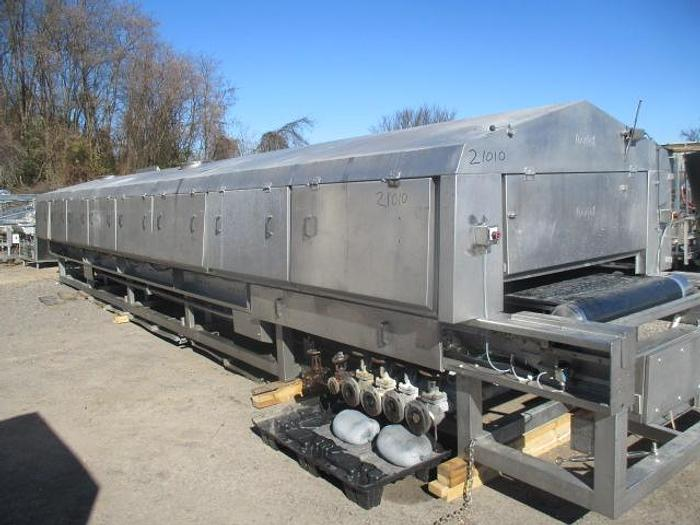 Used Berief Thermal Fluid Pro-Grill; Md#12/1000