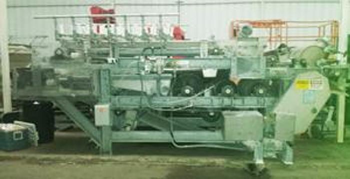 Used BP-02: One Meter Komline-Sanderson Brand Belt Press