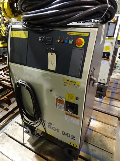 FANUC M-900IA/350 WITH R-30iA CONTROL