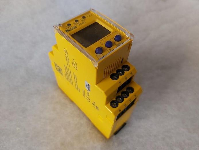 Spannungsrelais mit Schraubklemme, VMD421H-D-3 Bender,  neu