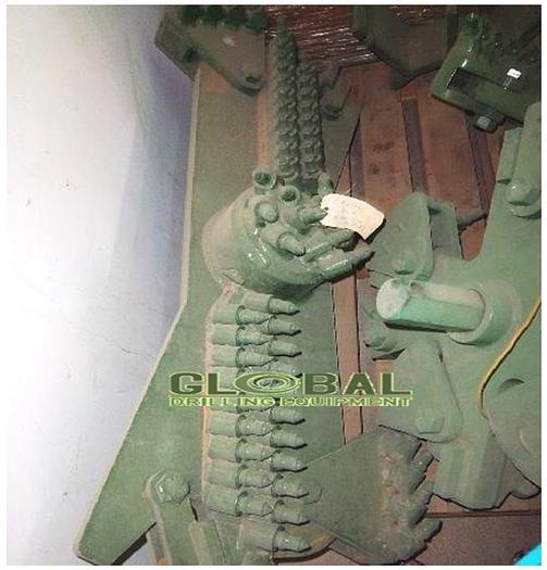 Used Cutting Head for Hard / Rock Soil Condition
