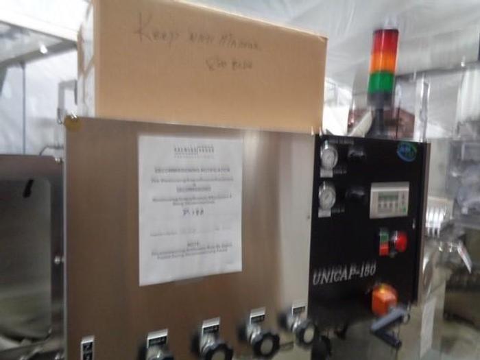 NJM UNICAP 150 8 SPINDLE CAPPER
