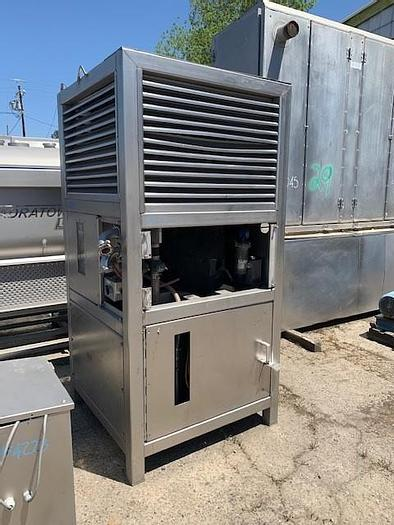 Used Sterico Glycol Chiller For Brine System Model AFP 10 A