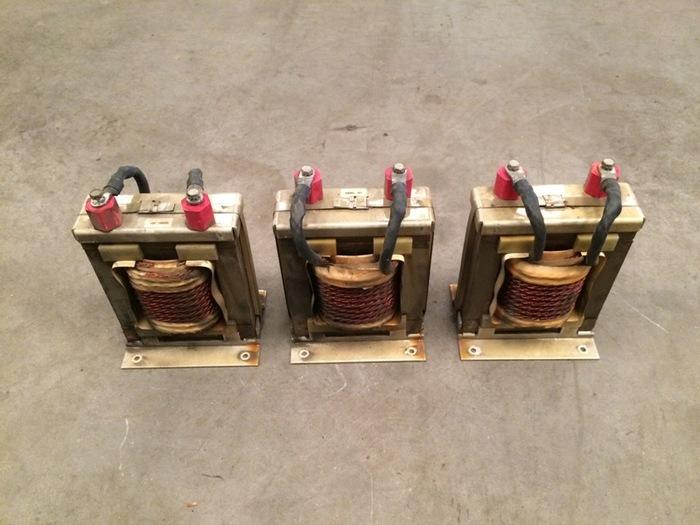 Capstone Turbine Inductors Module for C60 Microturbine (P/N 508884-001)