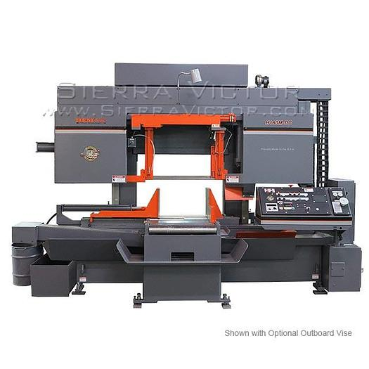 HE&M Dual Column Bandsaw H160M-DC