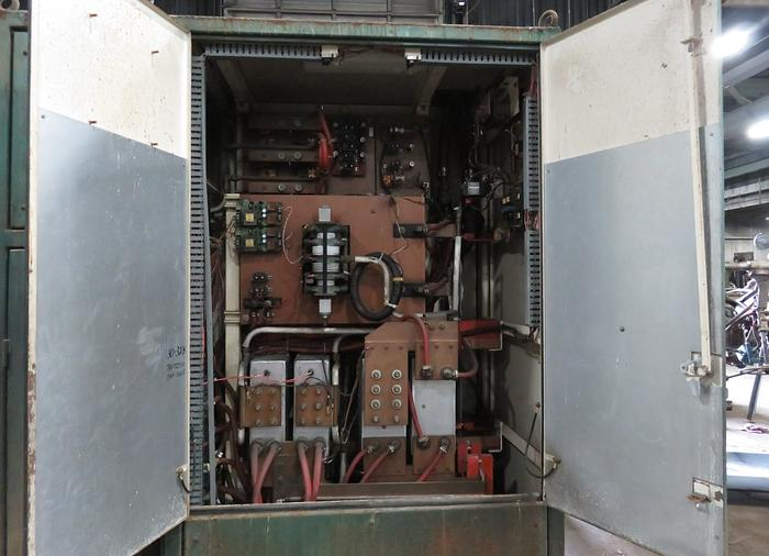 AJAX CORELESS INDUCTION FURNACE SYSTEM
