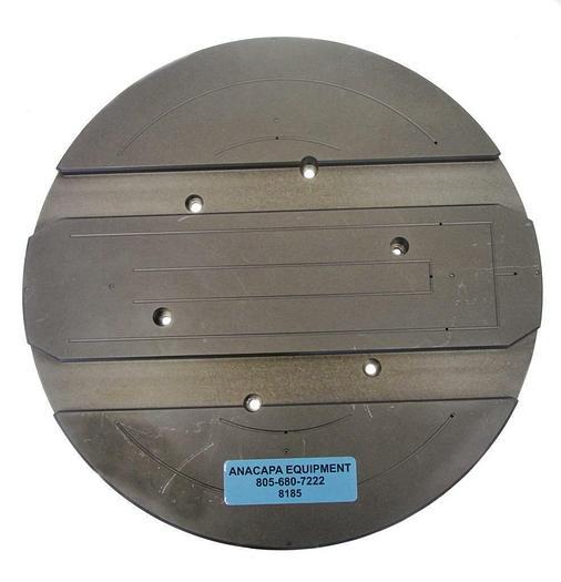 Used Bruker Veeco Wafer Chuck 311mm Diameter (8185)W