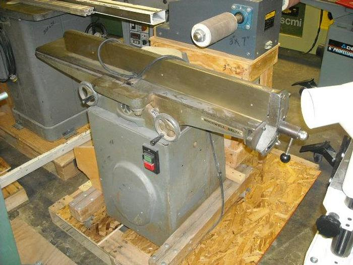 Used Rockwell/Delta 6″ Jointer