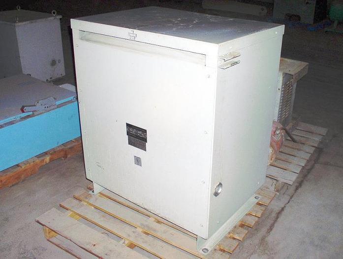 Used 120 kVA HiTran Transformer