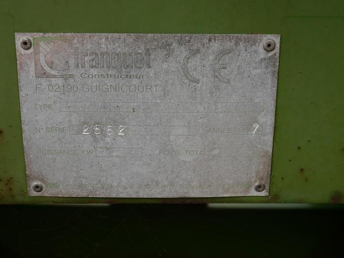 Franquet Synchrosem 3m Cultivator