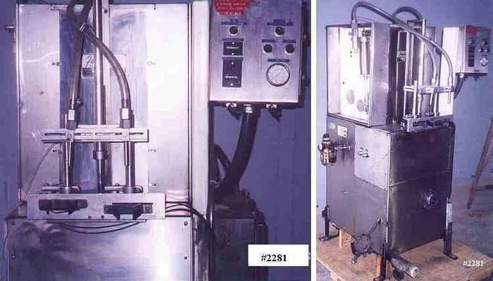 Used FILAMATIC FILLER – 2 PISTON – 2 x 1100 cc (#2281)