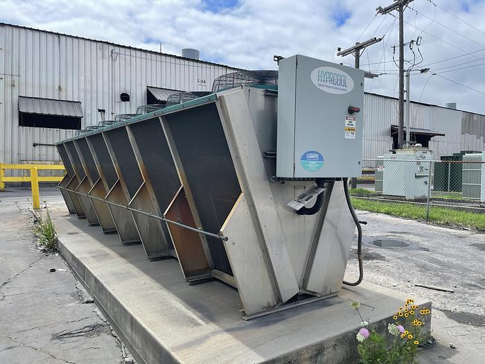Used 2019 EMSCO HYPRCOOL HYBRID PROCESS COOLING TOWER