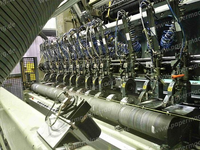 Gebraucht (FRW-170) - Slitter Rewinder Metso 3250mm
