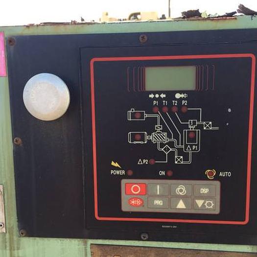 Sullair screw compressor 100 hp