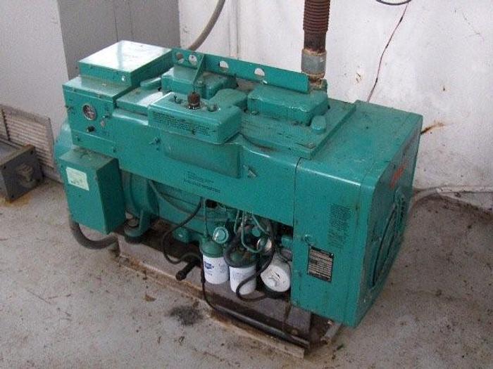 500 KW Hydro-Electric Generating System; MFG 1985 by Teledyne / Kato / XTEK