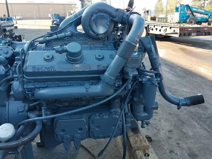 Detroit 8V92TA