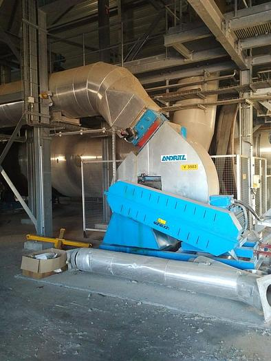 (EVS-68) - Sludge Drum Drying System - ANDRITZ