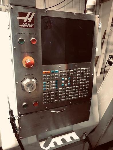 2007 Haas SL-20 CNC Lathe