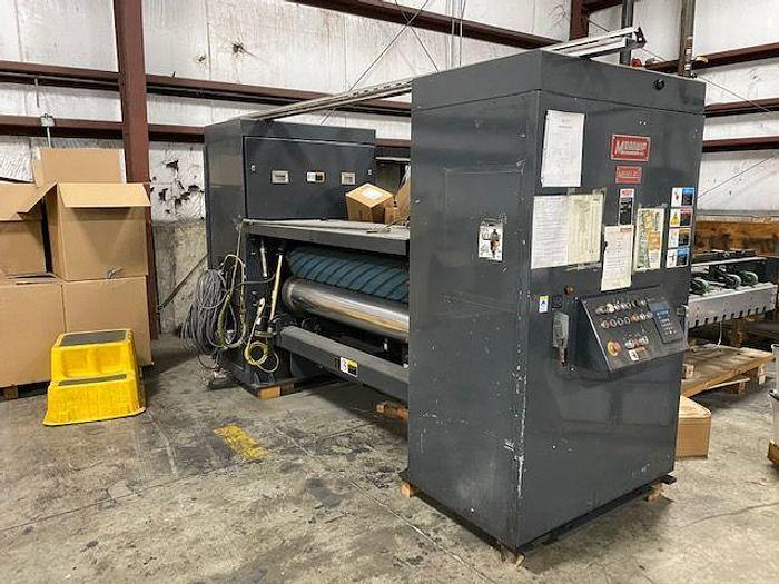 """Used 59"""" (1.49M) MARQUIP DUAL ROTARY KNIFE SHEETER 1995"""