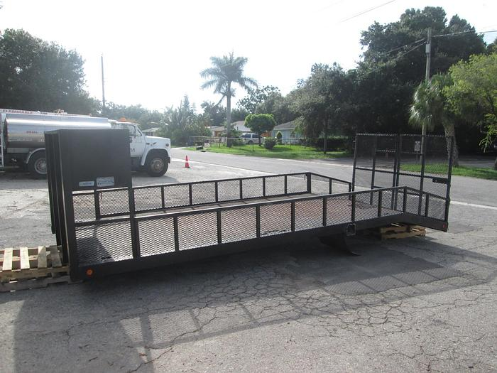 Used 20'x8' Flat Bed Truck Body