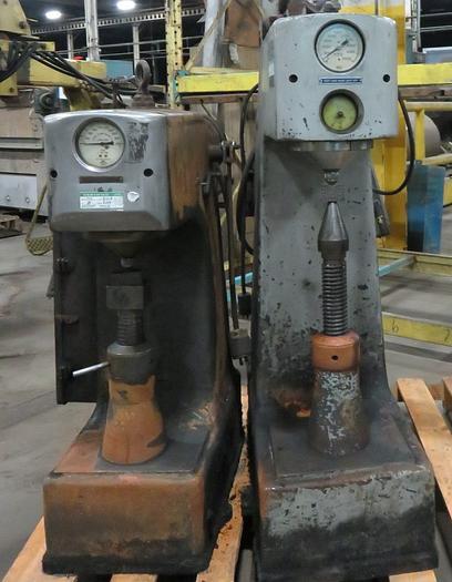 BRINNEL DETROIT  PH- 1 TEST MACHINE