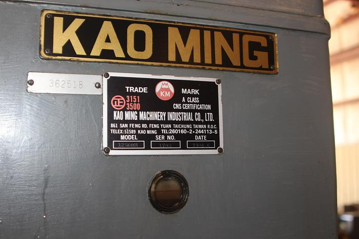 """1984 Supermax Kao Ming KMR-1250 Radial Drill 