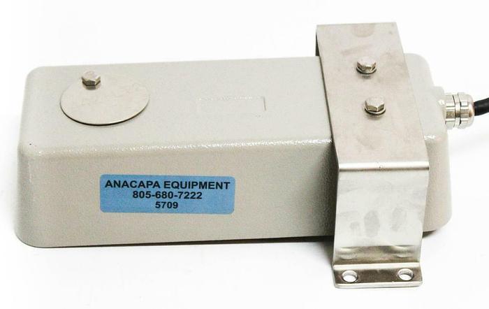Used Waldmann EBL-213 Aluminum Machine Light IP-54 Splash Protected Lot of 5 (5709)