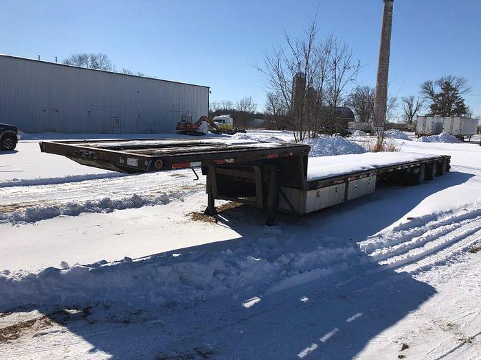 Used 1999 TRAIL KING TK80LCS