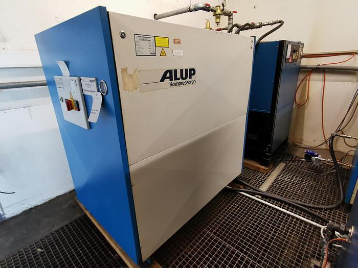 Gebraucht Kolbenkompressor ALUP Model CK 051522 - 350