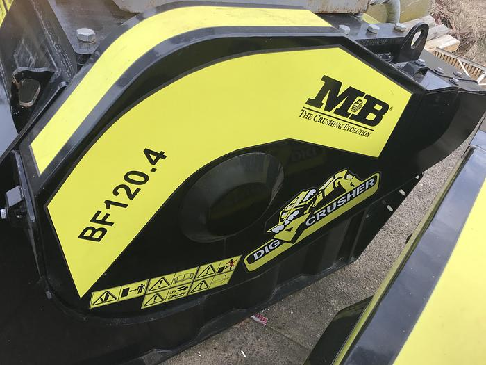 Used 2012 MB BF120