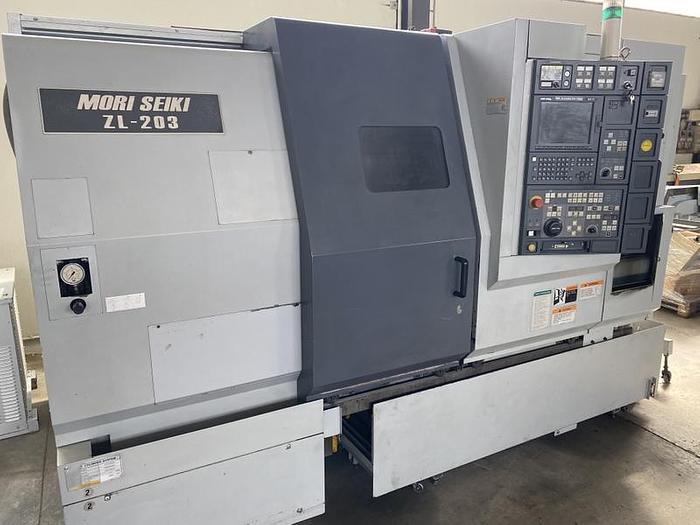 Usata 2003 Mori Seiki ZL-203/SMC