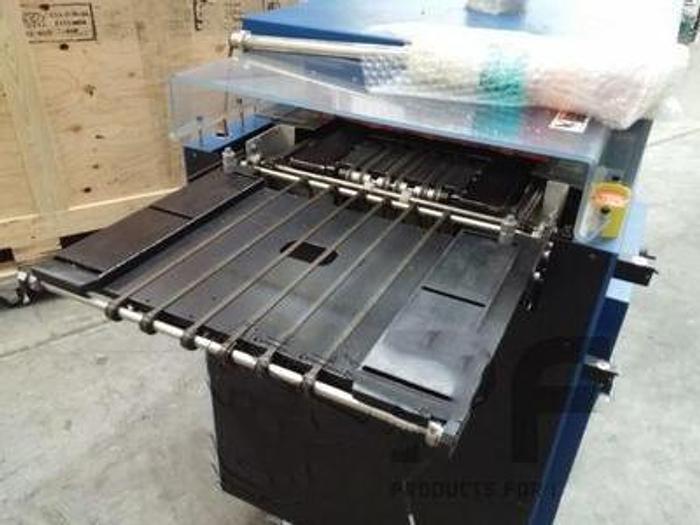 Used Sikama  Falcon 1200C 420C 7 zone reflow wafer bga reballing hybrid soldering oven