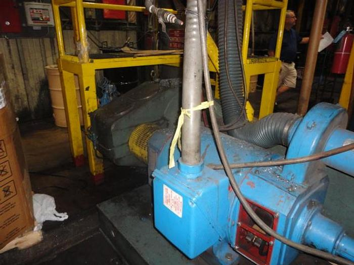 """Used 4 1/2"""" Glocester Contra cool air extruder  24:1 L/D S/N 35728-01"""