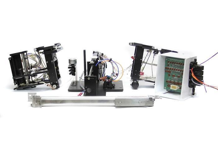 Used Applied Process Technology Spray Acid Etcher SAT Wafer Loader Parts (5063)
