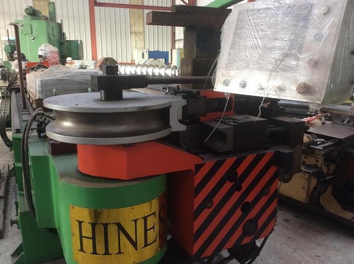 Hines 600 NC-E Tube Bender