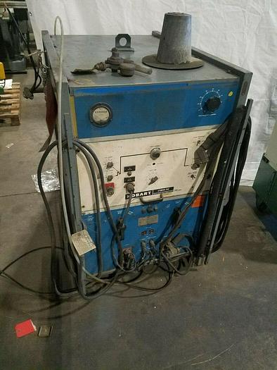 Used Hobart Cyber TIG Welder Welding Machine