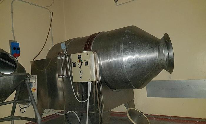 Usata Zangola in acciaio - kneader for meat