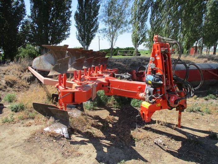 Used Kuhn Multi-Master 183 Plow - 6 Bottom