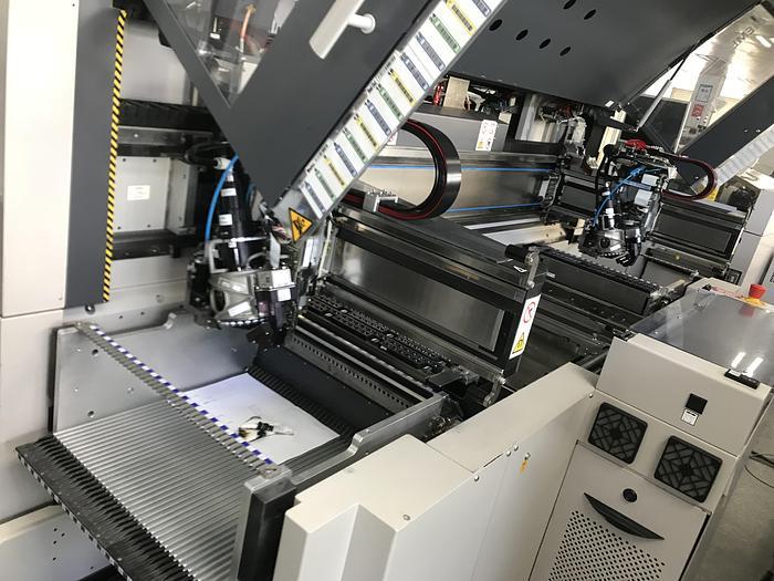 Siemens Siplace X4 CP20a head